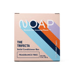 The Trifecta | Solid Conditioner Bar | Fragrance Free