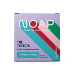 The Trifecta | Solid Conditioner Bar | Mimosa & Amber