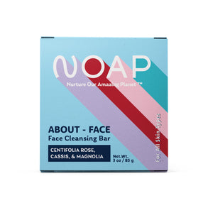 About-Face | Face Cleansing Bar
