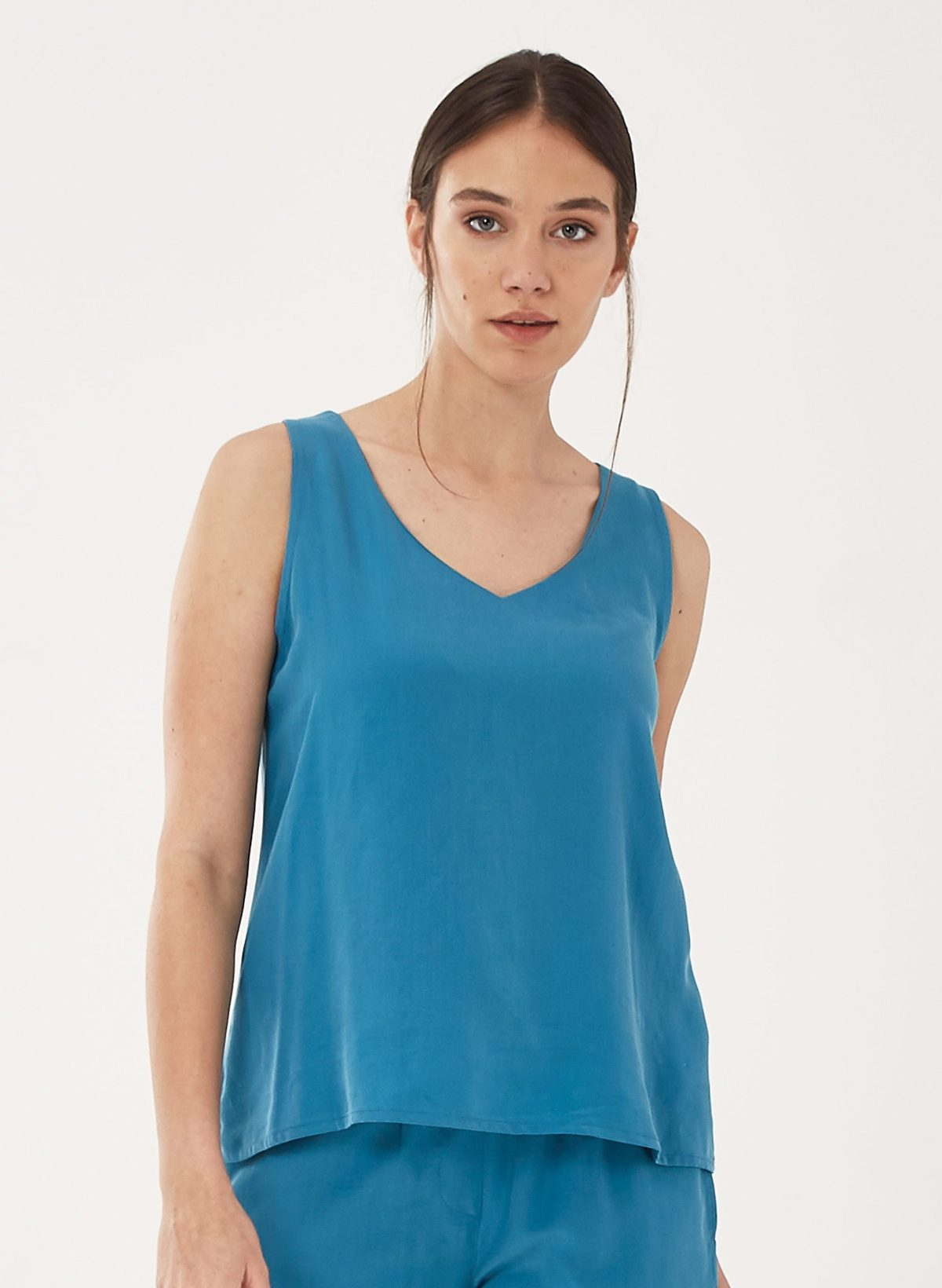 Organication Sommer-Top aus Tencel