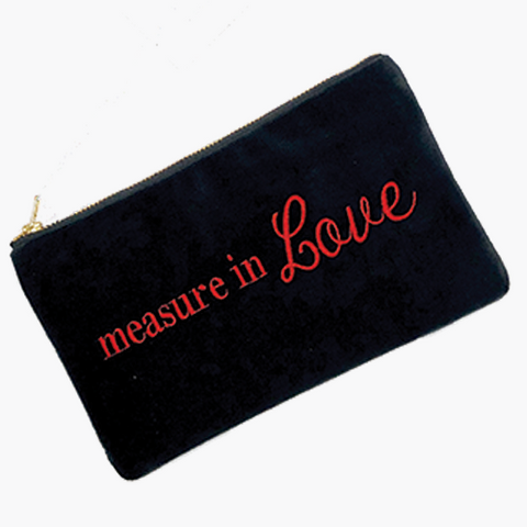 measure in love scenery bags