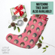Stay Golden, Girls Holiday Stockings