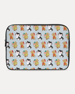 Cinderelly Cat and Mouse Laptop Sleeve