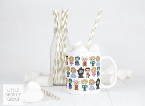For Good Mug - Little Shop of Geeks