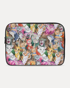 Magical Cats Laptop Sleeve - Little Shop of Geeks
