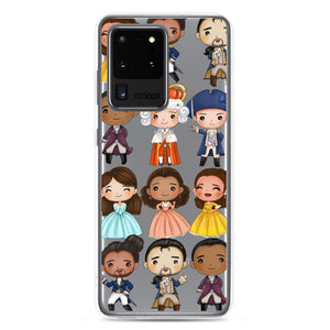 Hamilton Inspired Samsung Phone Case - Little Shop of Geeks