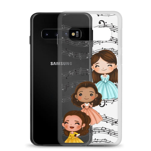 The Schuyler Sisters Samsung Phone Case - Little Shop of Geeks