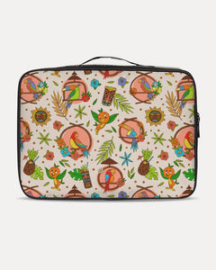 Tiki Birds Jetsetter Travel Case