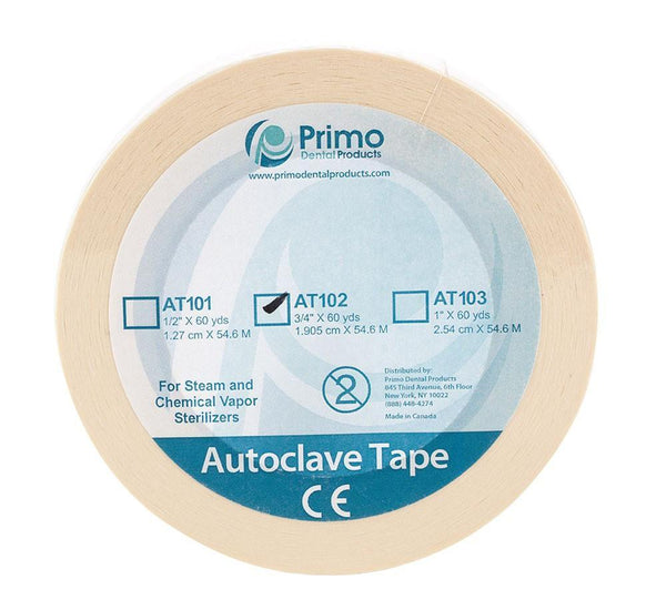 Autoclave Tape - Primo Dental Products