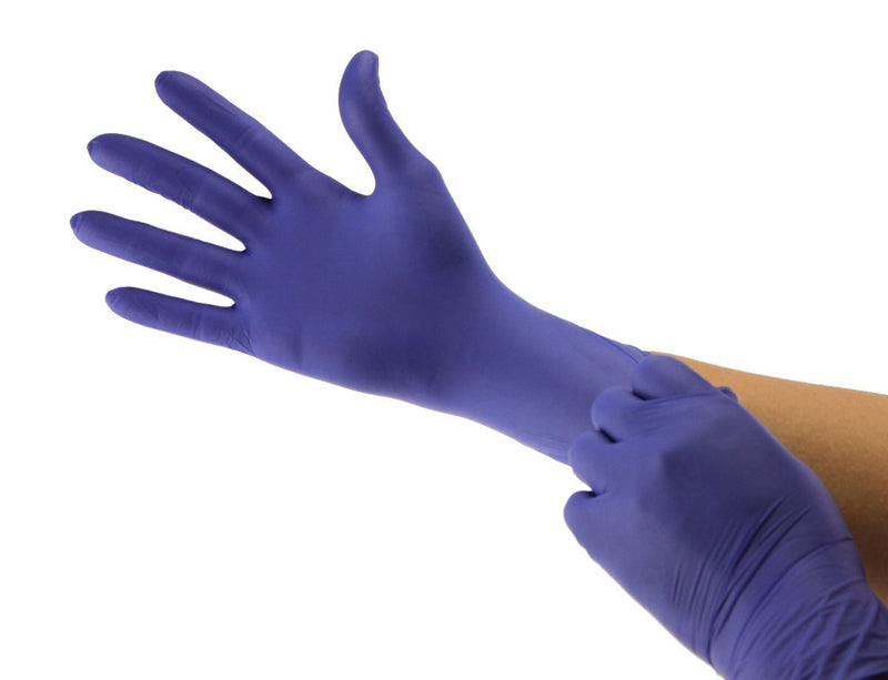 Powder Free Nitrile Gloves - 3 Pair Sample Pack - Primo Dental Products