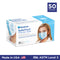 Medicom Safe Premier Elite Level 3 Surgical Earloop Masks (Made in USA) - 50/box