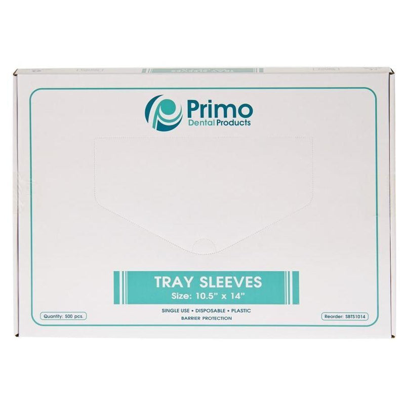 Tray Sleeves - Primo Dental Products