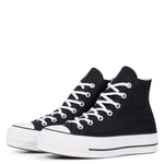 CONVERSE Chuck Taylor All Star Platform High Top Black