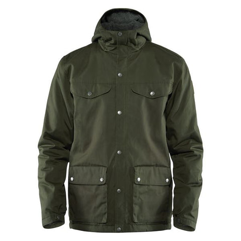 FJALLRAVEN GREENLAND WINTER JACKET Deep Forest