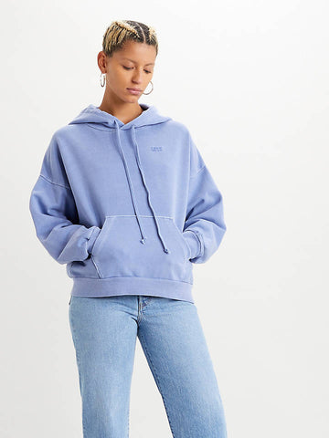 LEVIS 2020 HOODIE Colony Blue