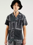 LEVI'S CUBANO SHIRT Black