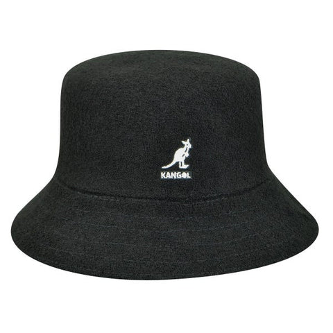 KANGOL Bermuda Bucket Hat Black