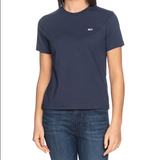 TOMMY JEANS T-Shirt Classic Regular Fit Navy