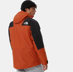 THE NORTH FACE GIACCA TERMICA UOMO MOUNTAIN LIGHT DRYVENT™ BURNT OCHRE