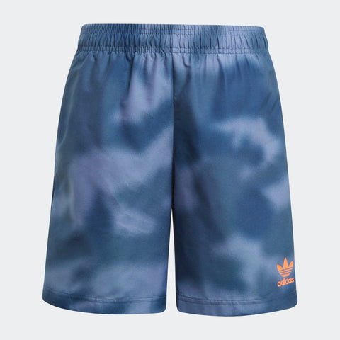 ADIDAS SHORT DA NUOTO ALLOVER PRINT CAMO JUNIOR