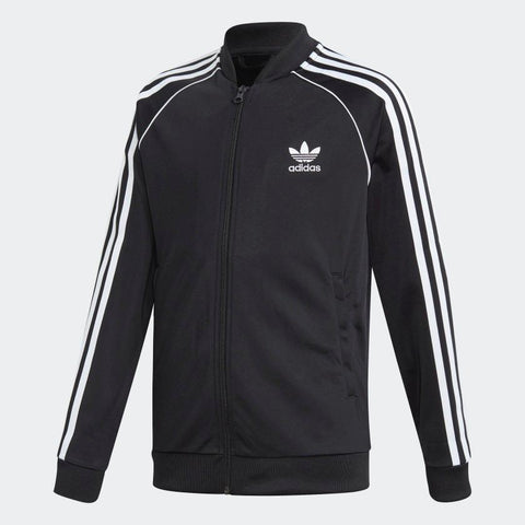 ADIDAS SST Track Jacket Black Junior