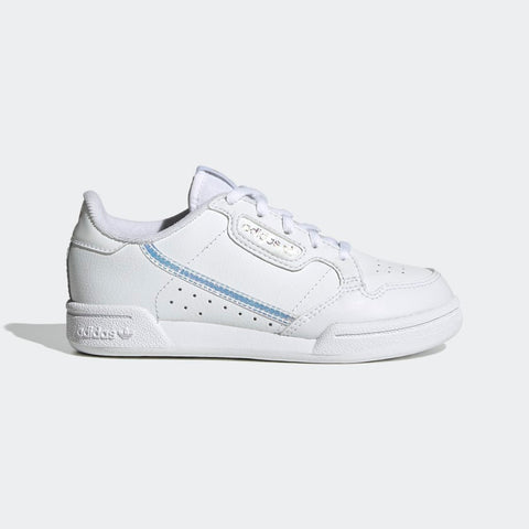 ADIDAS CONTINENTAL 80 Children Argento