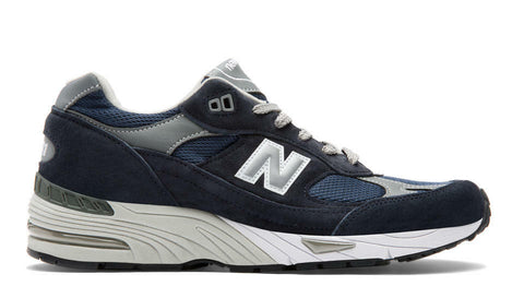 NEW BALANCE 991 MADE IN UK NAVY