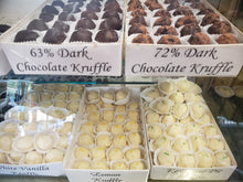 Load image into Gallery viewer, Kruffles, our Kobasic truffles and Caramels