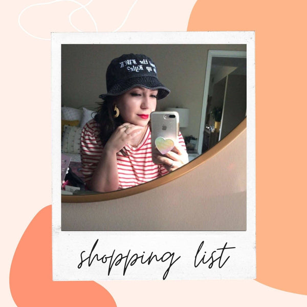 Add to Cart: Laura's Wish List | Molly Green