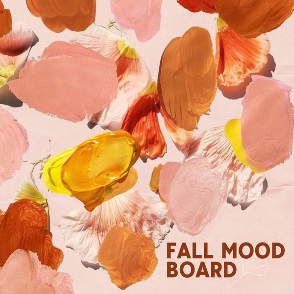 Fall Mood Board | Molly Green