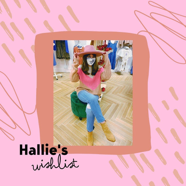 Hallie's Wish List | Molly Green