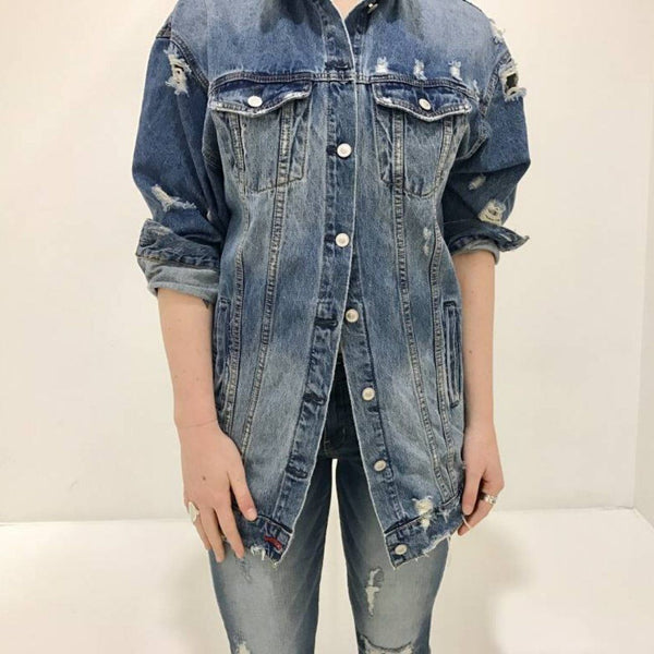 HEY, Wear This! : The Canadian Tuxedo | Molly Green