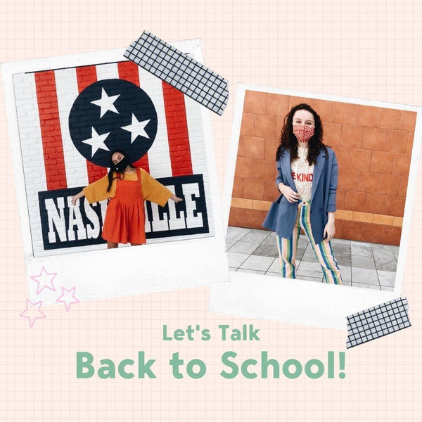 Let's Talk Back to School! | Molly Green