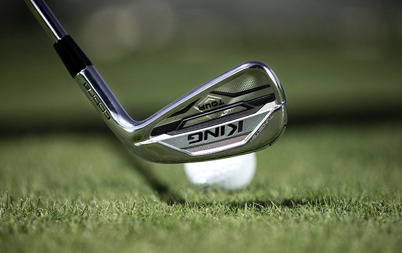 COBRA® GOLF UNVEILS NEW KING TOUR IRONS WITH MIM TECHNOLOGY