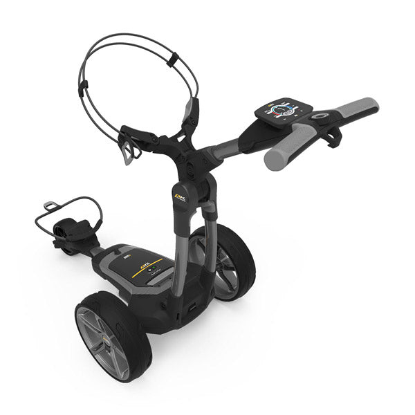 Powakaddy FX7 Electric Golf Trolley Rear