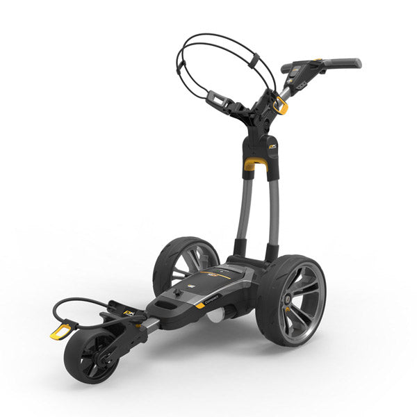 Powakaddy CT6 GPS Electric Golf Trolley Hero