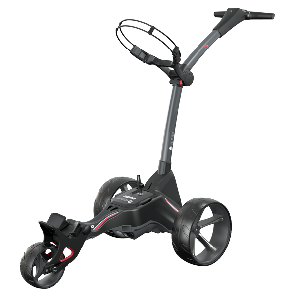 Motocaddy M1 2021 Electric Golf Trolley (Extended Battery Available)