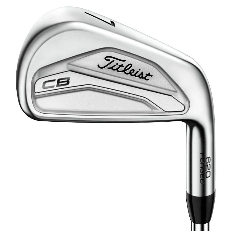 Titleist 620 CB Golf Irons - Steel