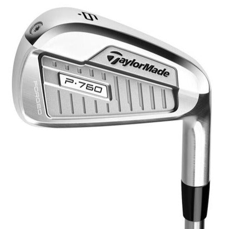 TaylorMade P760 Golf Irons - Steel Main