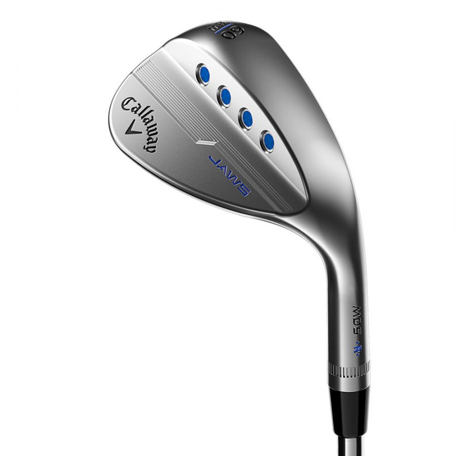Callaway MD5 Jaws Platinum Chrome Golf Wedge