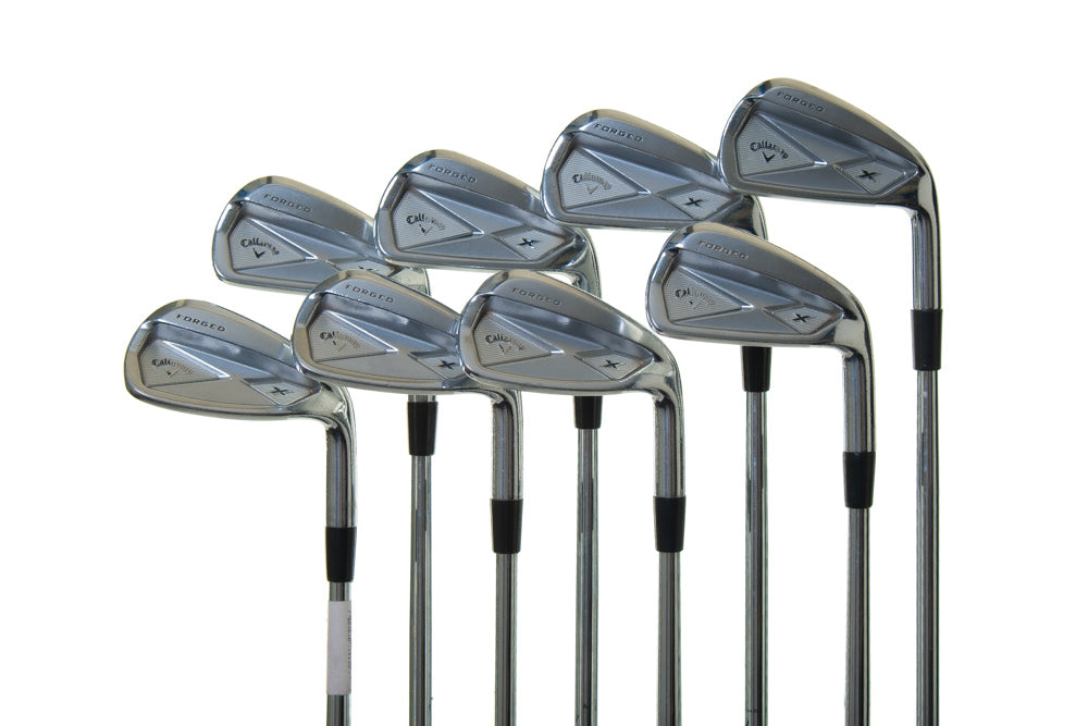 Callaway X Forged Golf Irons 3-PW - Secondhand