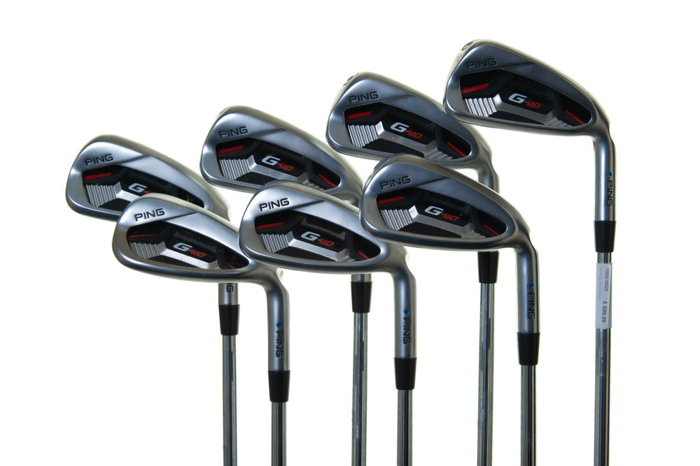 Ping G410 Golf Irons 5-SW - Secondhand
