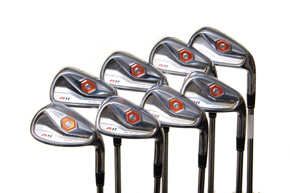 Taylormade R11 Golf Irons 4-PW - Secondhand