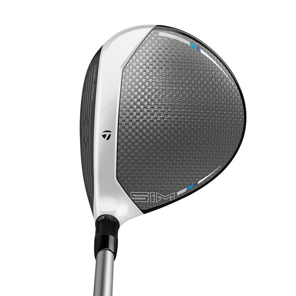 TaylorMade SIM MAX D Golf Fairway Wood Address