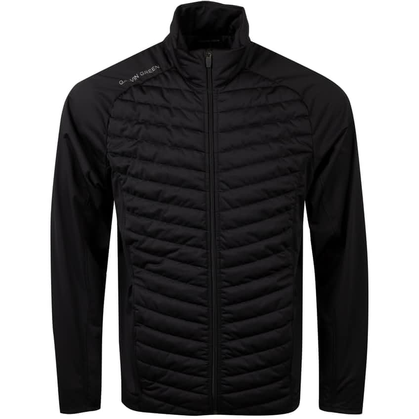 Galvin Green Lanzo Insulated Golf Jacket - Black