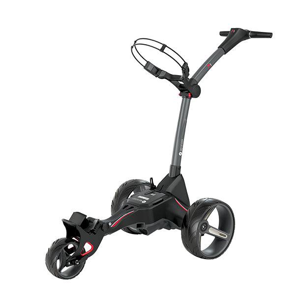 Motocaddy M1 Electric Golf Trolley Main