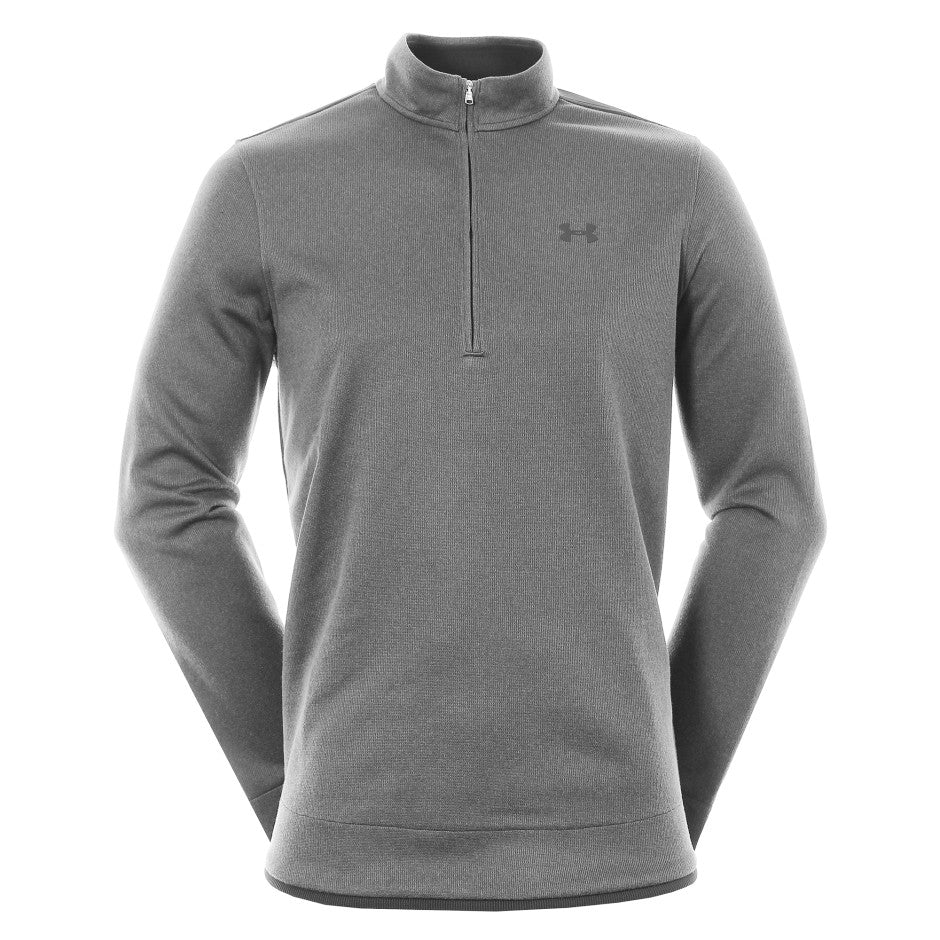Under Armour Golf Sweater Fleece 1/2 Zip - Grey