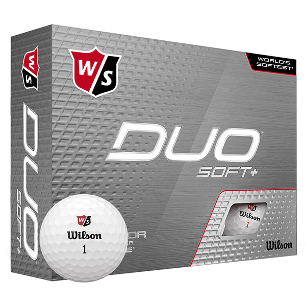 Wilson Staff Duo Soft+ Front