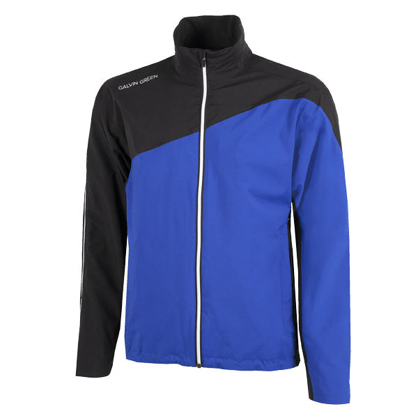 Galvin Green Aaron Waterproof Golf Jacket - Blue/Black