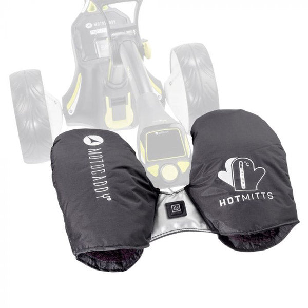 Motocaddy Golf Trolley Heated Mitts